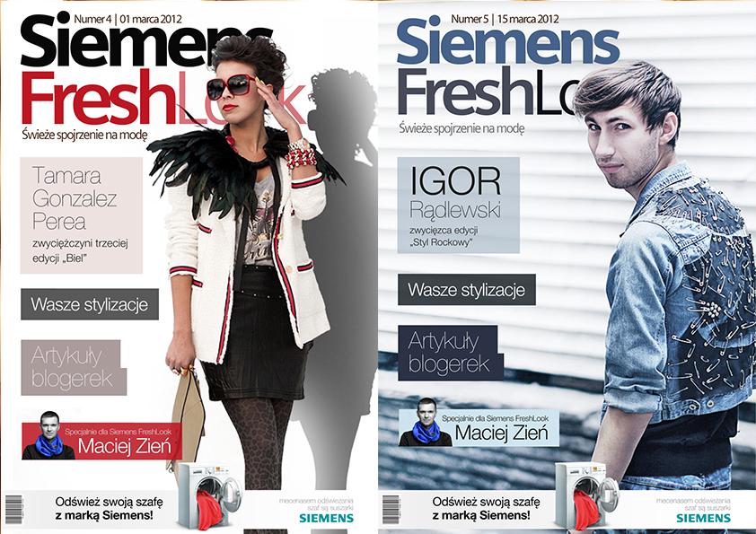 Siemens freshlook2