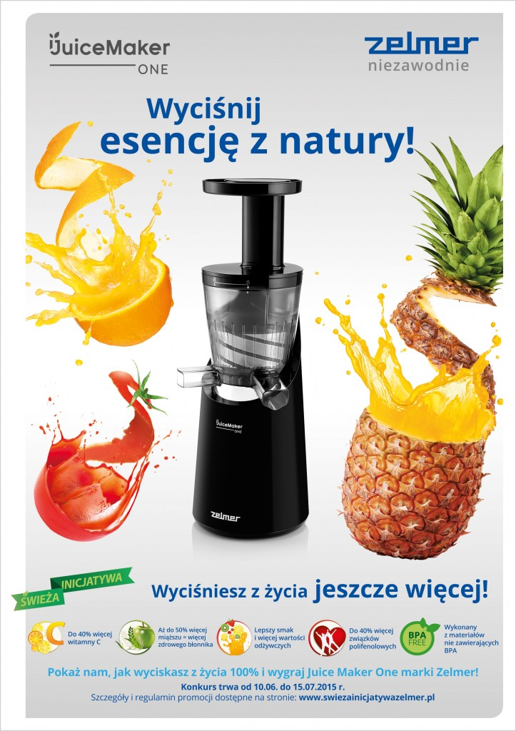 Juice Maker One_Zelmer