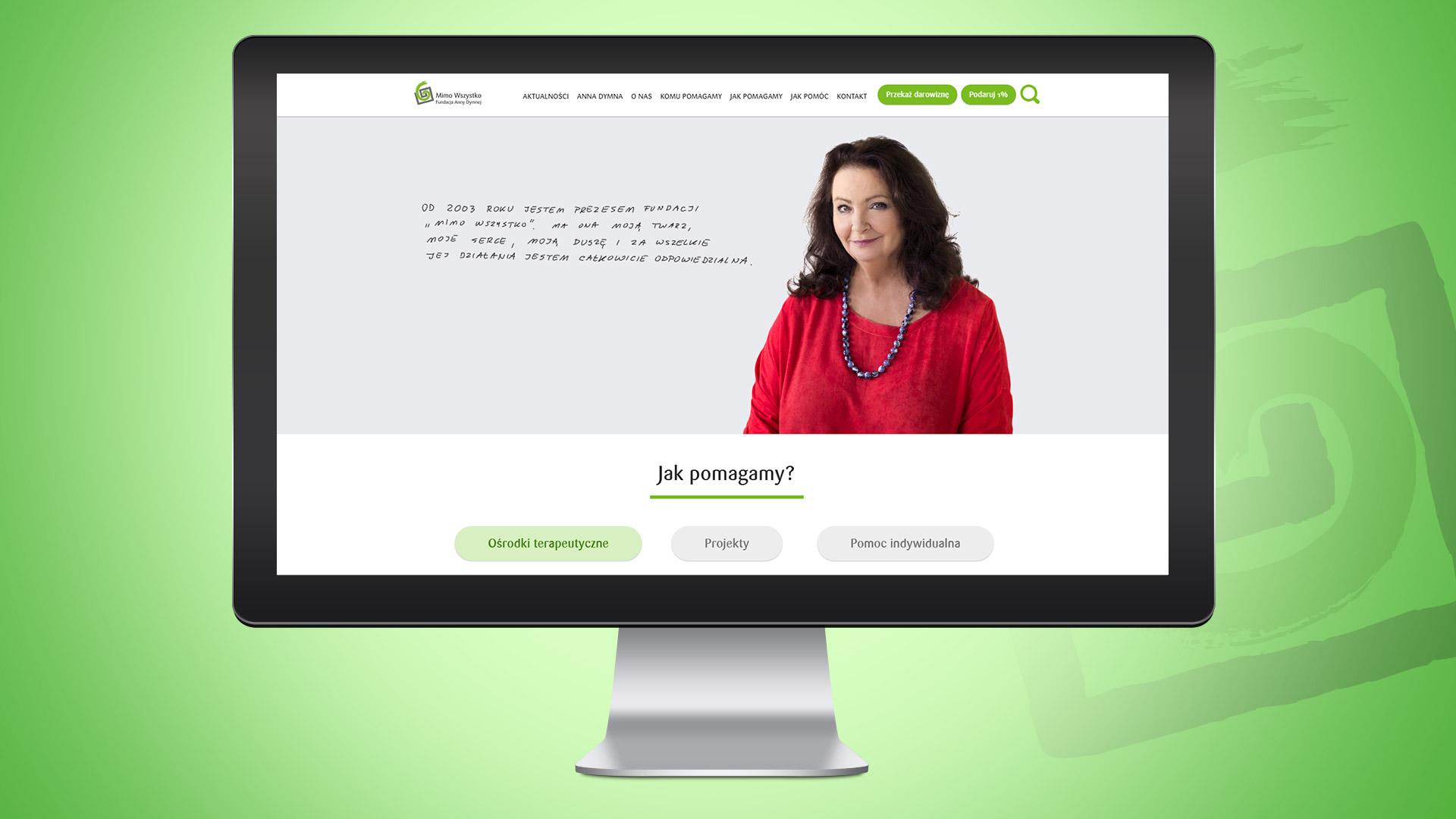 Fundacja - strona