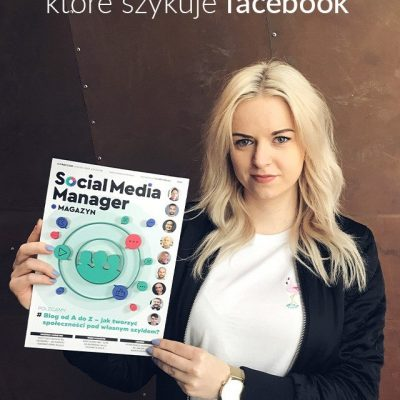 Monika Matysiak_Magazyn Social Media Manager
