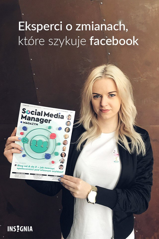 Monika Matysiak_Magazyn Social Media Manager