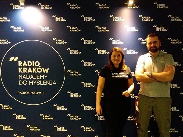 Anna Ortman o TikToku w Radiu Kraków